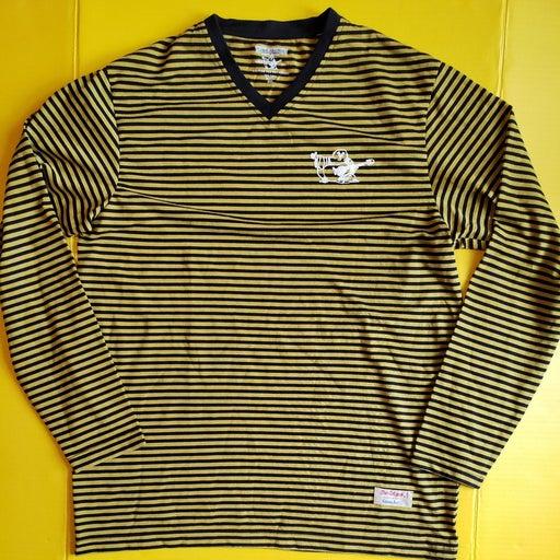True Religion Long Sleeve Striped Shirt
