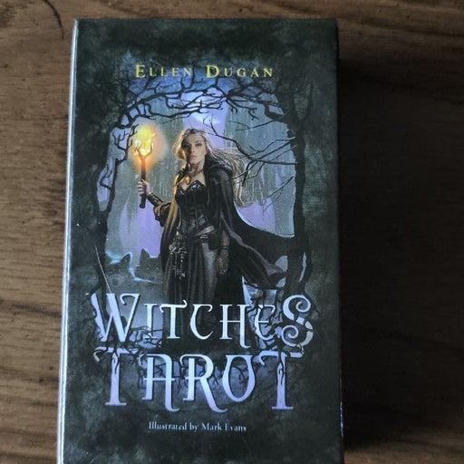 Witches Tarot Card Deck