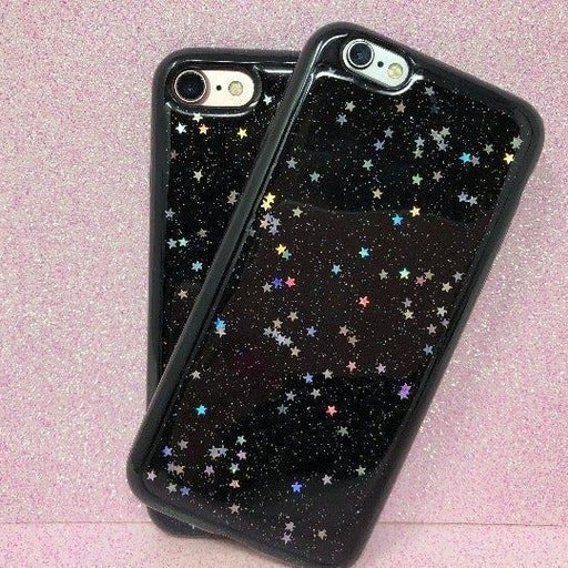 NEW iPhone 6P Holographic Star Case