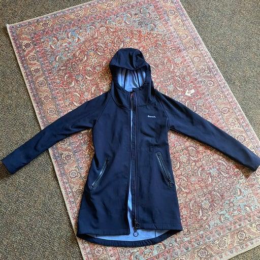 Bench Trench Fleece Rain Jacket