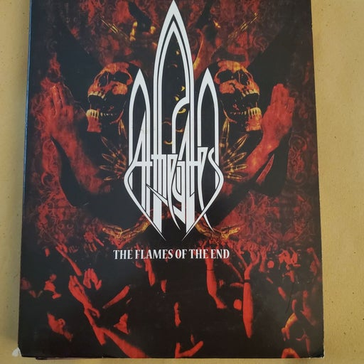 At the gates flames of the end dvd