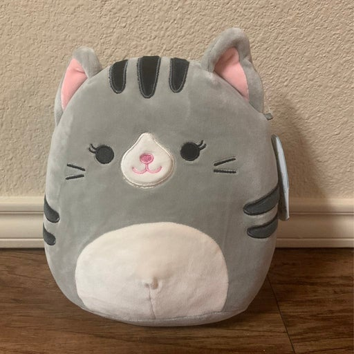"""Squishmallow Tally the cat 8"""""""