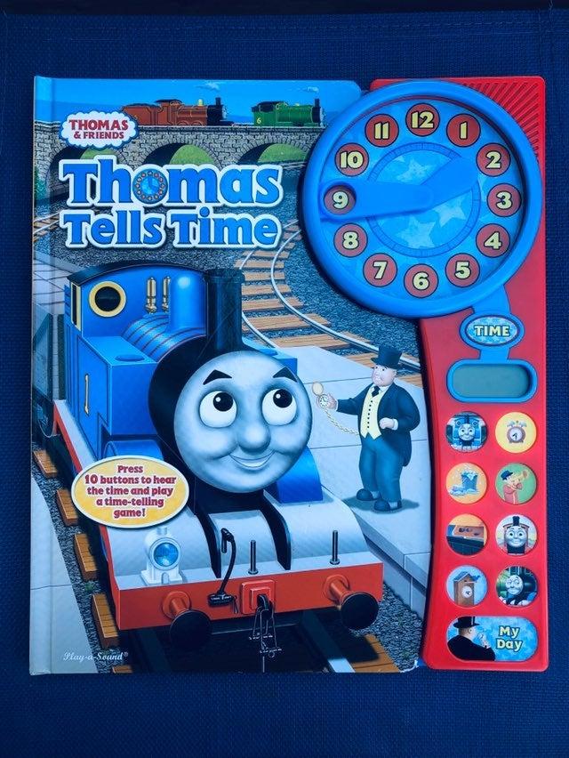 Thomas & Friends THOMAS TELLS TIME