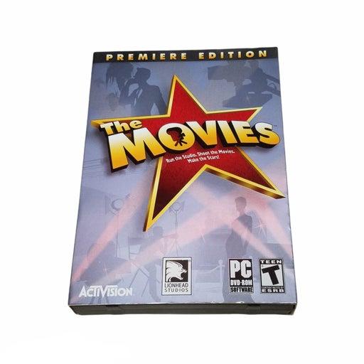 Retro PC Game - The Movies Premier Ver.