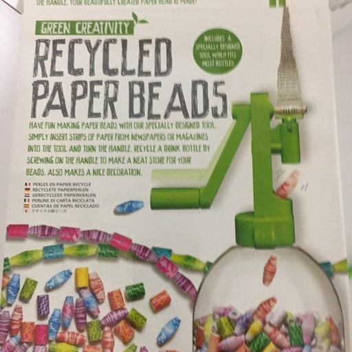 Recycled Paper Bead Maker