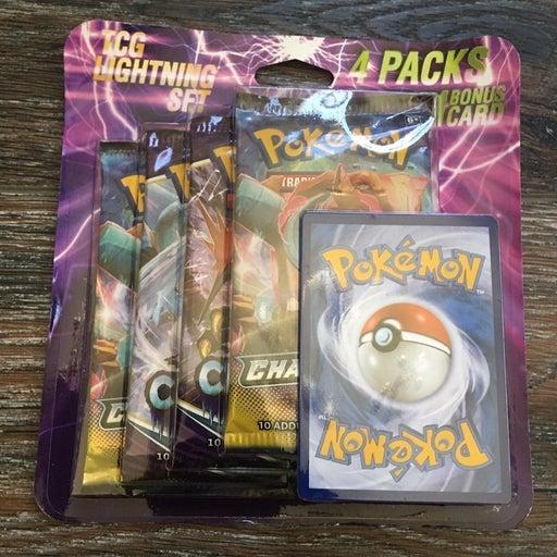 Pokemon Champions Path TCG Lightning Set