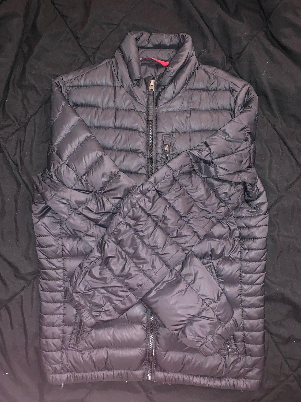 Abercrombie bubble coat