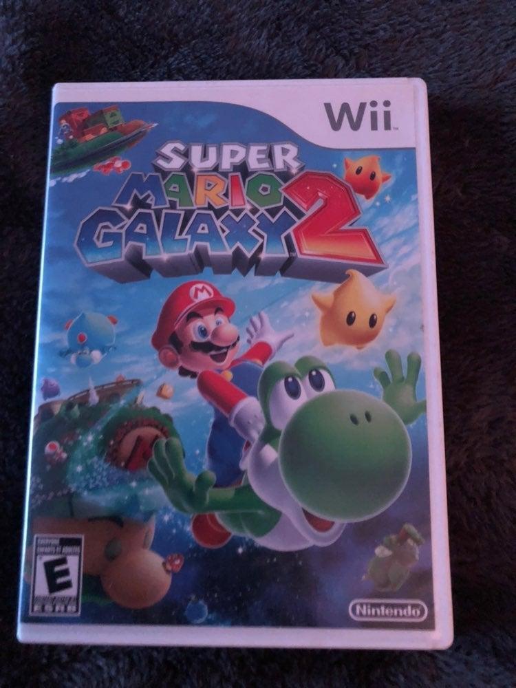Super Mario Galaxy 2 wii