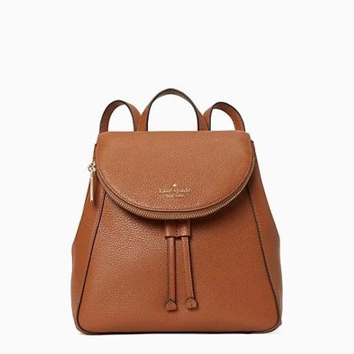 NWT Kate Spade Leila Medium Flap Backpack