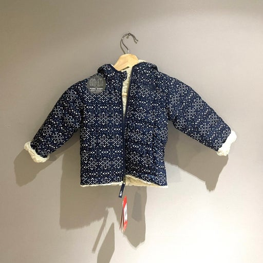 NEW North Face toddler resersible jacket