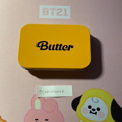 Bts butter pob container