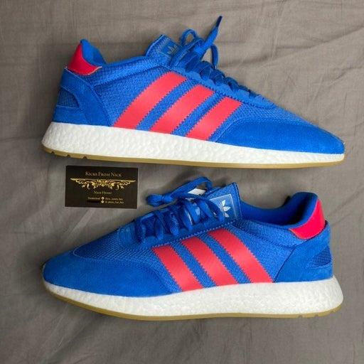 Adidas I-5923 'Blue Shock Red'