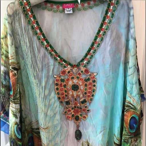 Ranees Dress Cover Up