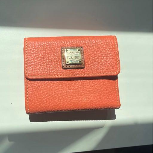 Dooney & Bourke Small Flap Wallet