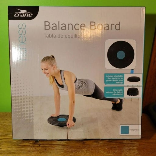 Gym fitness balance board