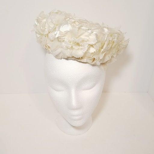 Vintage Women's Pillbox Style Hat