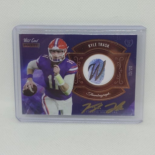 Kyle trask Rookie lot
