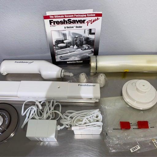 Fresh Saver & Food Saver Vacuum Sealer