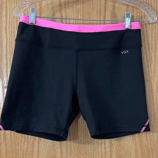 Victoria Secret Sport VSX Made Sexy spandex shorts Small black