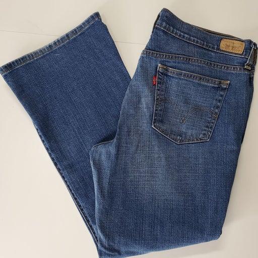 Levis 515 Bootcut Jeans Sz 14S