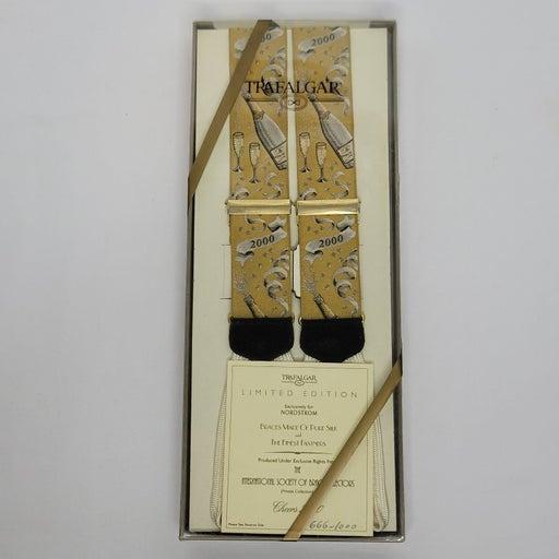 Trafalgar Cheers 2000 Silk Suspenders