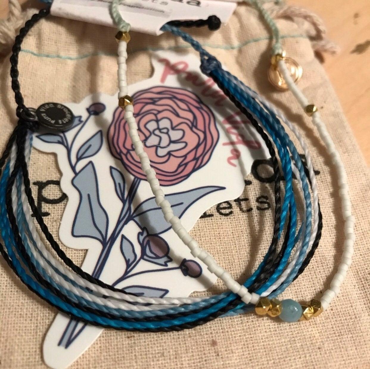 Pura Vida Seed Bead & Original Bracelets