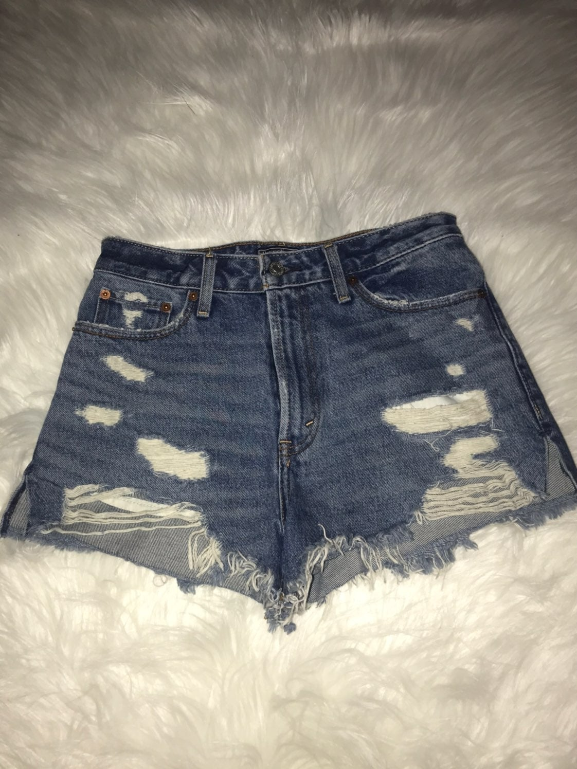 Abercrombie and Fitch womens shorts size
