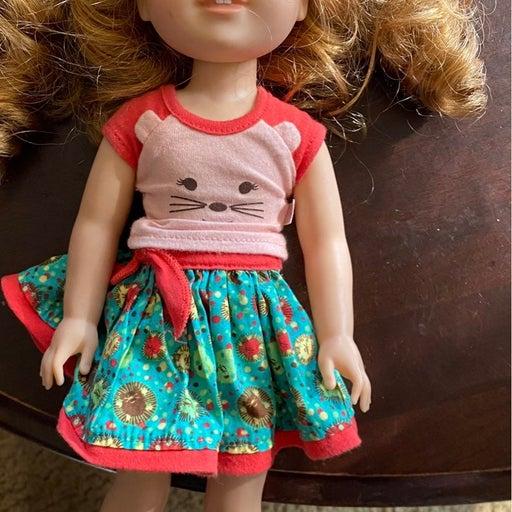 American Girl Willa
