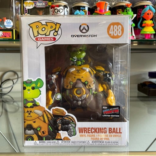 Wrecking Ball Biohazard 2019 NYCC Exclus