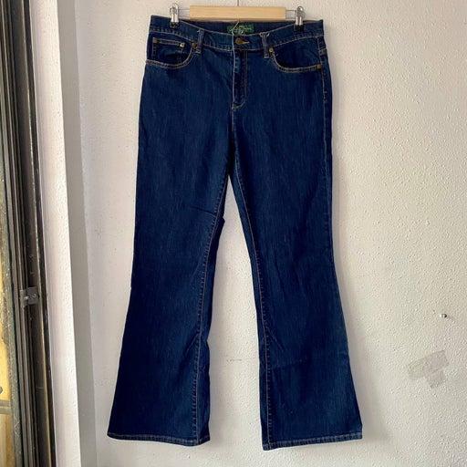 Ralph Lauren Modern Flare Jean