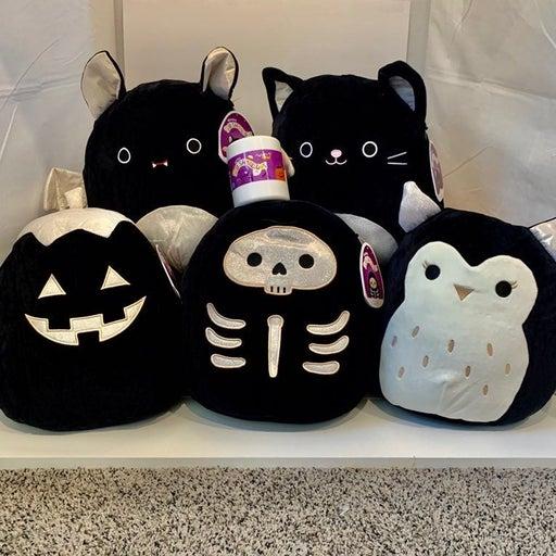 "Squishmallow 12"" halloween squad"