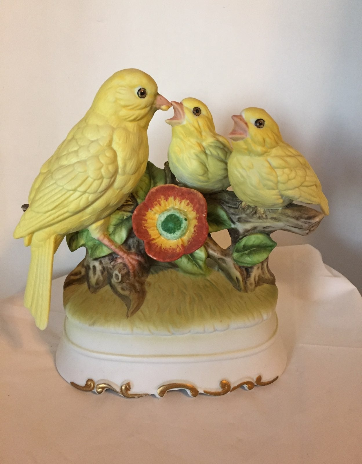 Kimco Bird Music Box