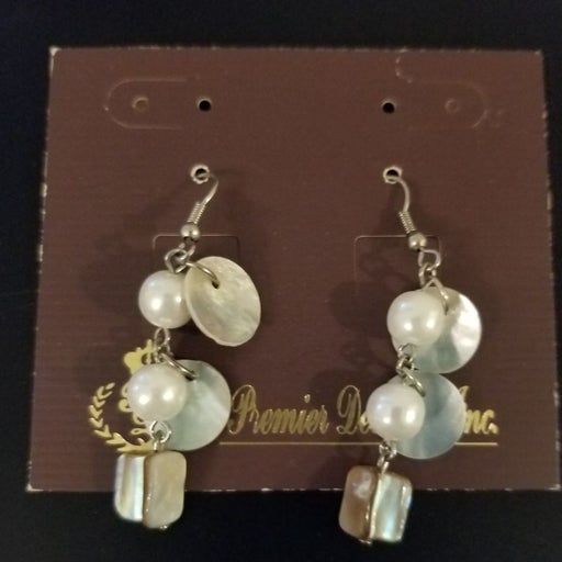 Earrings-Coastal by Premier designs