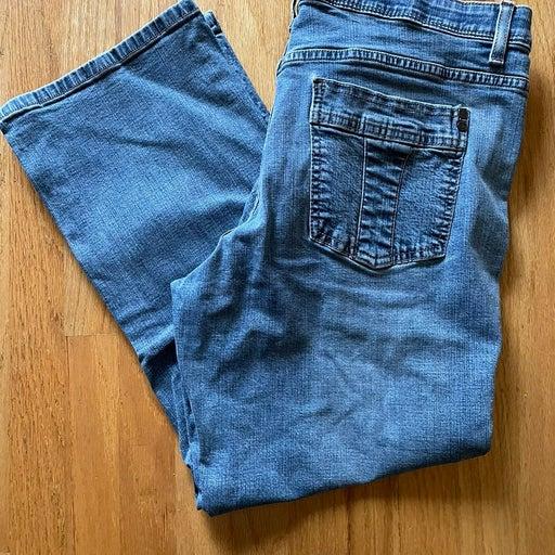 Lee Comfort Waistband Jeans sz 14P GUC