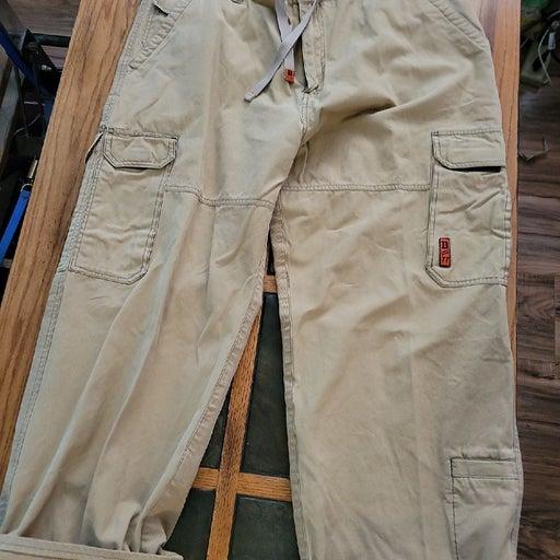 "Cargo Pants vintage bugle boy 36""x28"""