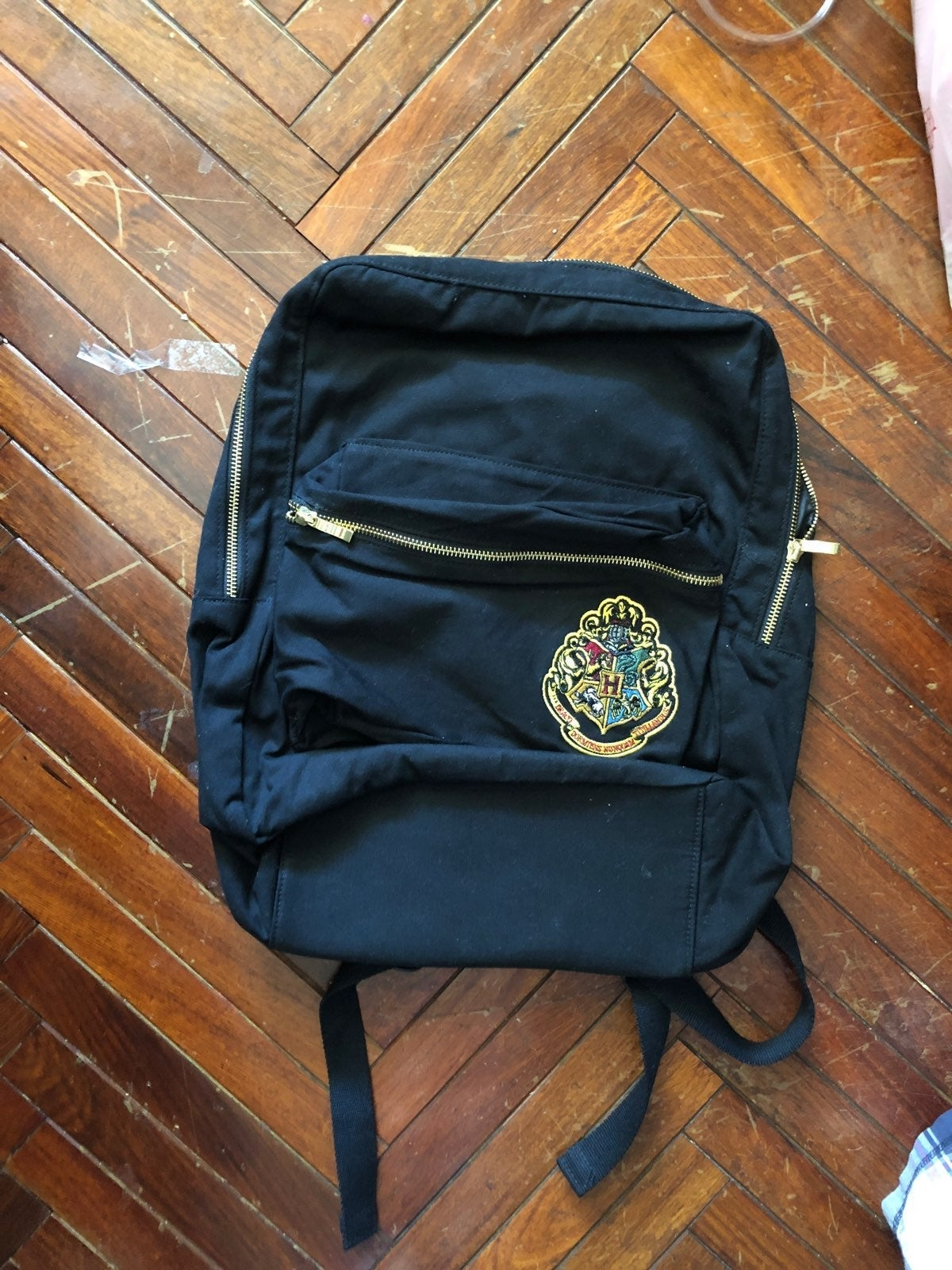 Harry Potter Hogwarts Backpack!