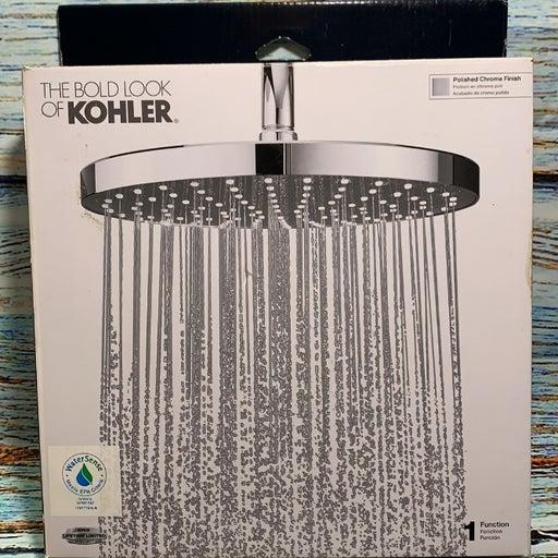 "Kohler Awaken 2.0 GPM 10"" Rainhead Shower Head - Polished Chrome"