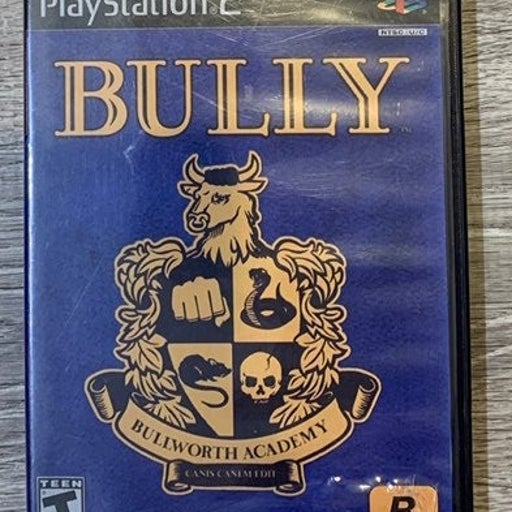 Bully on Playstation 2 tested