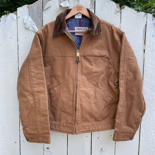 Walls Vintage Blizzard Pruf Blanket Lined Workwear Jacket