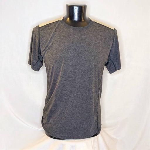 Brooks Men's Activewear Shirt Grey Large