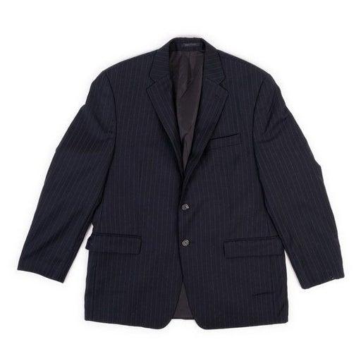 Lauren Ralph Lauren navy blazer w/pinstripe 43R
