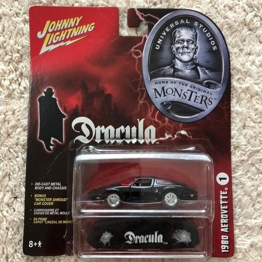 Dracula Johnny Lightning Fie Cast 1980 Aerobette
