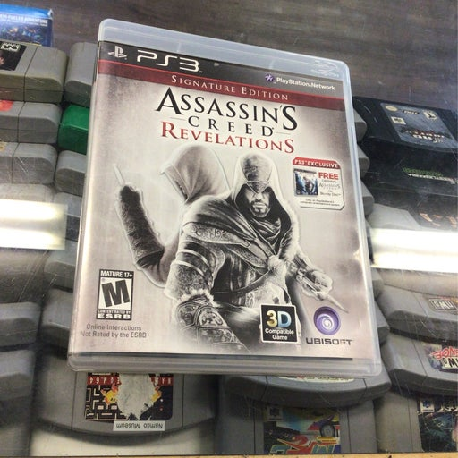 Assassin's Creed: Revelations Signature Edition on Playstation 3