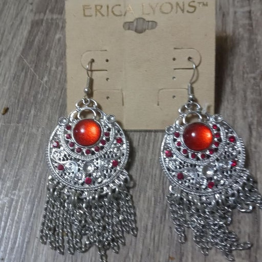 Erica Lyons Fashion Earrings