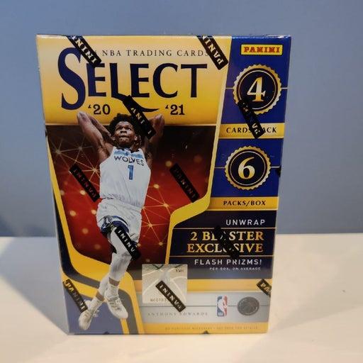 Panini Select NBA Basketball Blaster Box