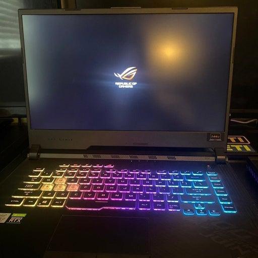 ASUS ROG G512 Strix i7 RTX 2070 OPEN BOX gaming laptop