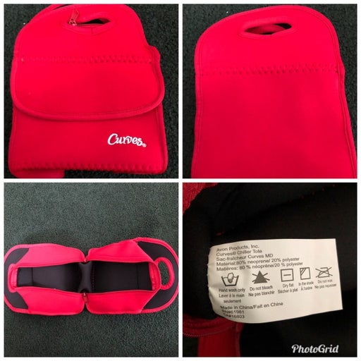 Curves Chiller Tote