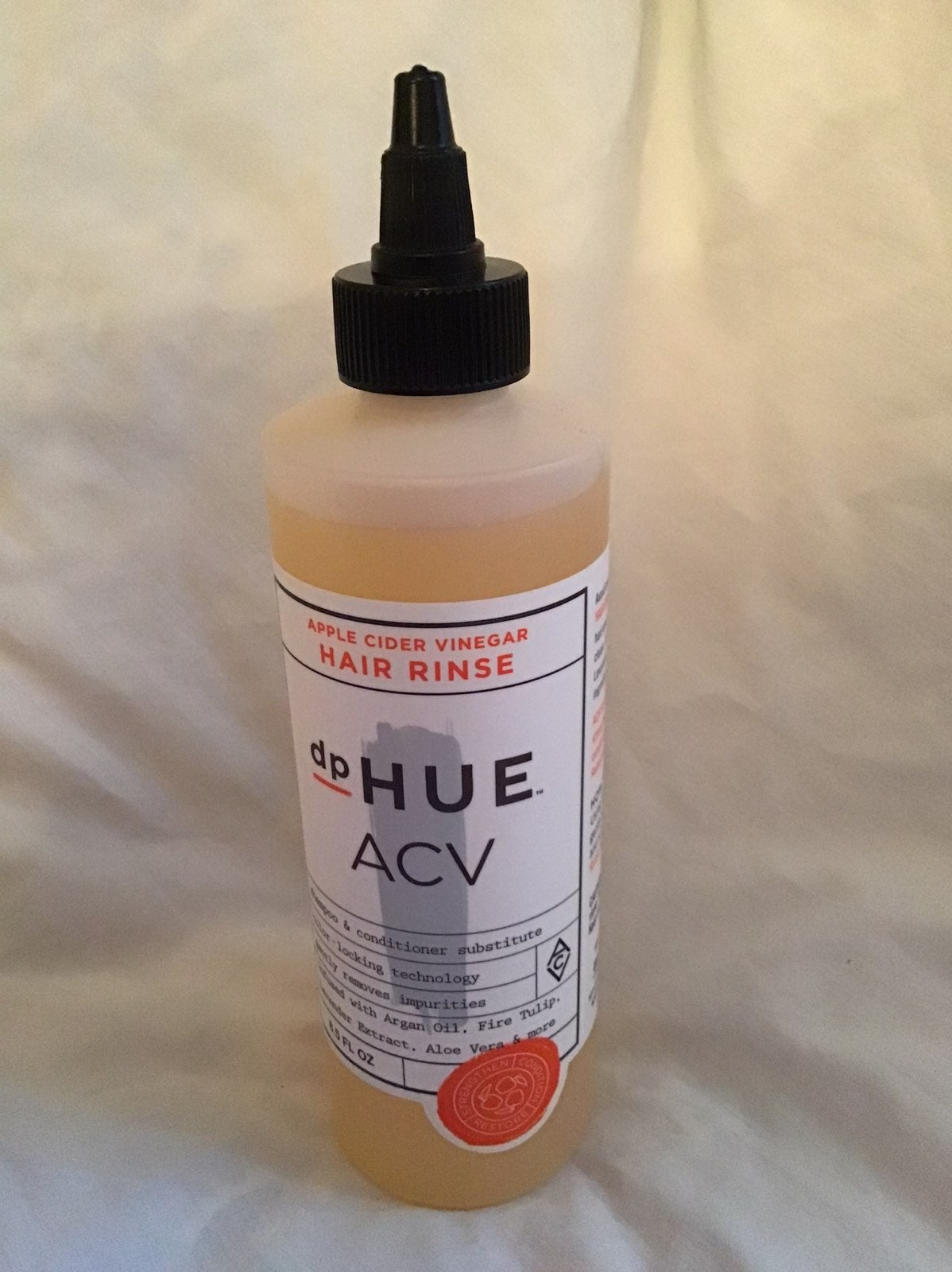Apple Cider Hair Rinse NEW dpHUE