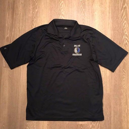 Dallas Mavericks Polo Men's Size Medium