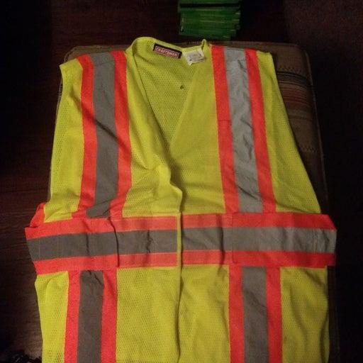 Craftsman Safety Vest XXL